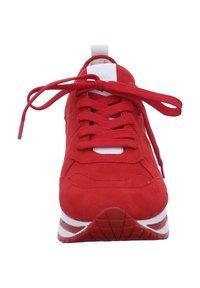 Gerry Weber - CALIFORNIA  - Sneakers laag - rot-kombi - 5