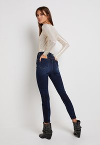 Pinko - SUSAN 8 TROUSERS - Jeans Skinny Fit - blue - 2