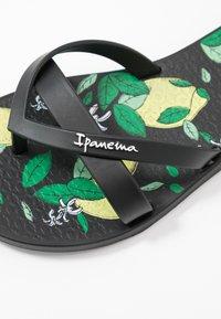 Ipanema - KIREI  - Pool shoes - black - 2