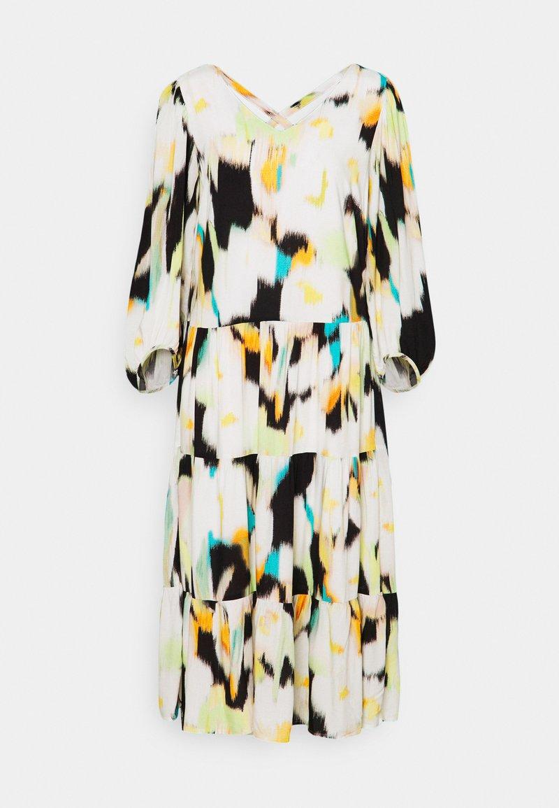 comma - KLEID  - Day dress - multi coloured