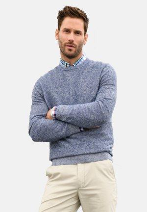 LOUIS SAYN - Pullover - blau-melange