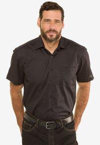 JP1880 - Formal shirt - black - 0