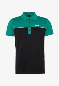 Diesel - RALFY - Poloshirt - green/black - 3