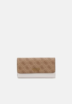 MIKA POCKET TRIFOLD - Lommebok - brown