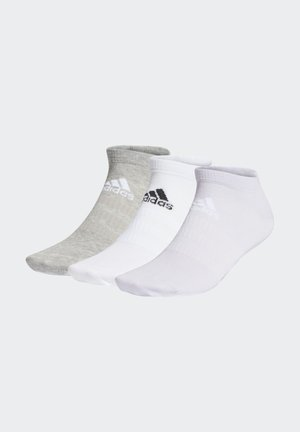 LOW-CUT SOCKS 3 PAIRS - Trainer socks - purple