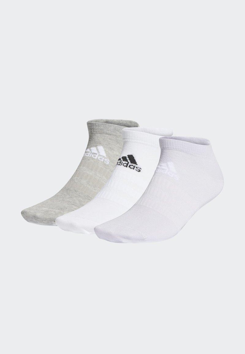 adidas Performance - LOW-CUT SOCKS 3 PAIRS - Trainer socks - purple