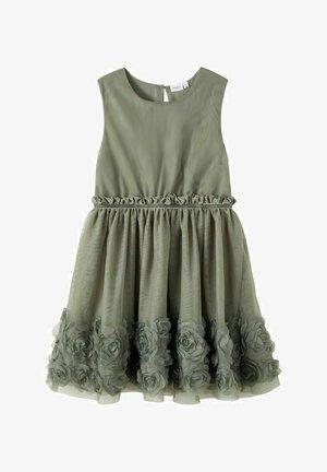 Sukienka koktajlowa - green