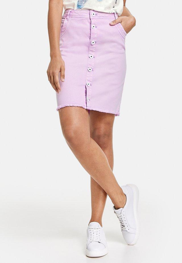 Jupe crayon - lavender