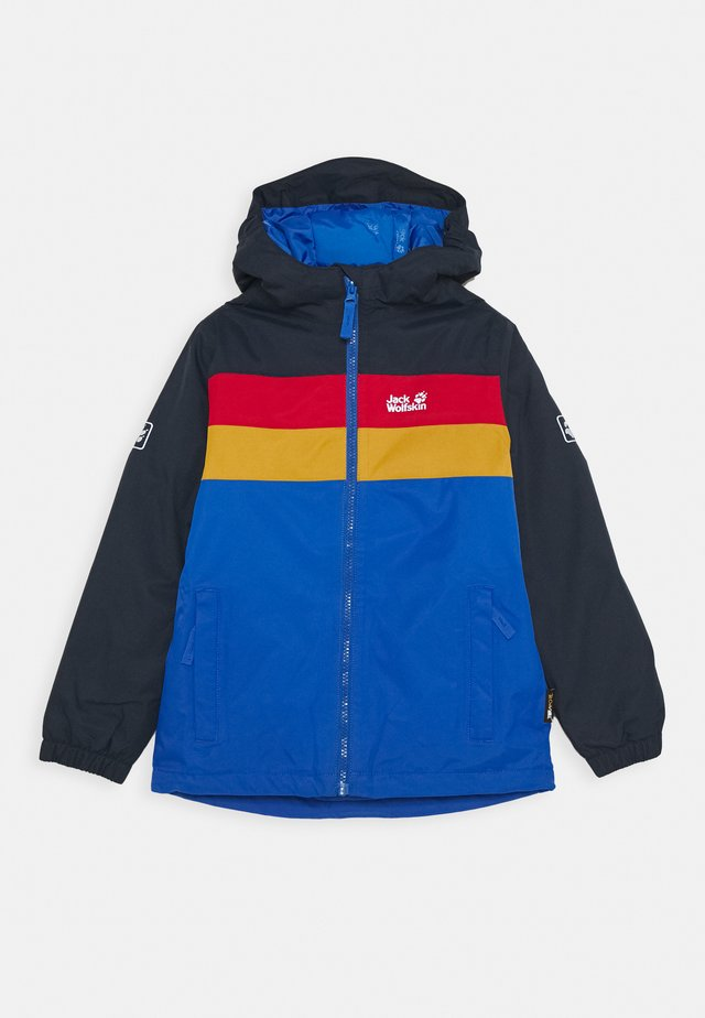 FOUR LAKES JACKET KIDS - Winter jacket - coastal blue