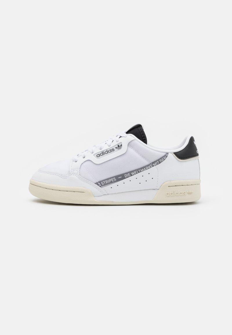 adidas Originals - CONTINENTAL 80 UNISEX - Sneakers basse -  white