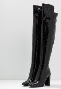 RAID - CYNTHIA - High heeled boots - black - 4