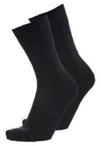 Falke - SWING 2 PACK - Socks - schwarz - 0
