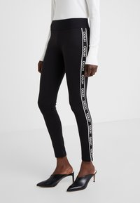 HUGO - NAKY - Leggings - Trousers - black - 0