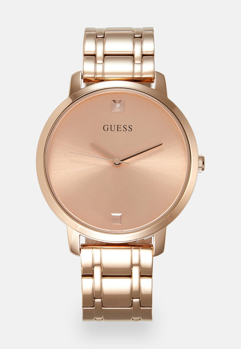 Guess - Hodinky - rose gold-coloured/bronze-coloured