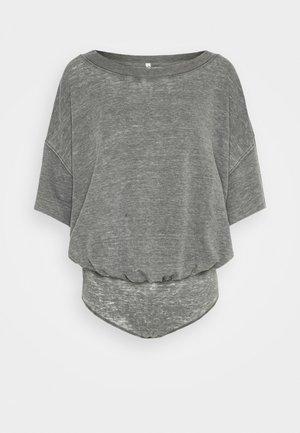 COZY GIRL - Pyjamas - washed black