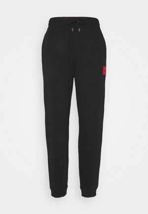 DICHIBI REDLABEL - Tracksuit bottoms - black