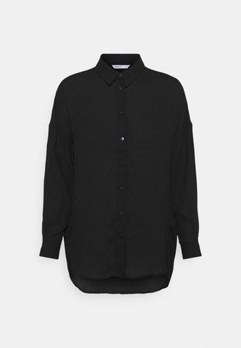 ONLTAMARA SHIRT - Košile - black