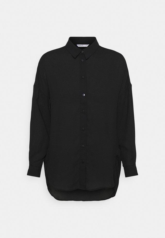ONLTAMARA SHIRT - Overhemdblouse - black