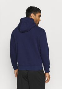 Fanatics - MLB NEW YORK YANKEES ICONIC PRIMARY COLOUR LOGO GRAPHIC HOODIE - Club wear - navy - 2