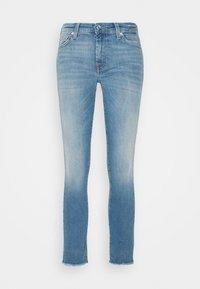 7 for all mankind - PYPER CROP  - Jeans Skinny Fit - light blue - 0