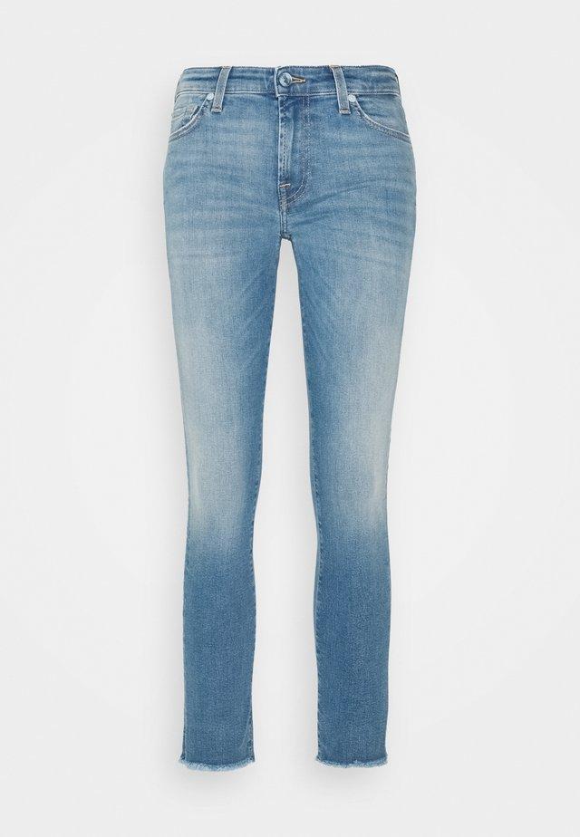 PYPER CROP  - Jeans Skinny Fit - light blue