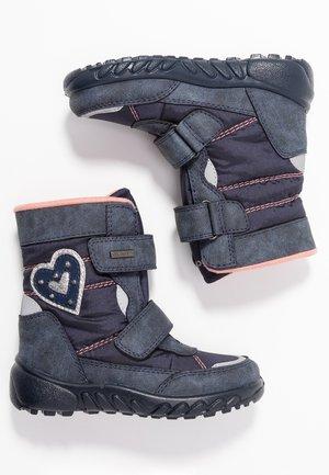 Zimní obuv - atlantic/coquille