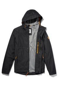 Timberland - OUTDOOR HERITAGE PACKABLE SHELL - Outdoor jacket - black