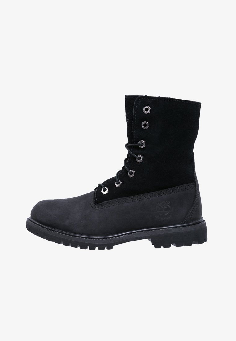 Timberland - AUTHENTICS - Lace-up ankle boots - black