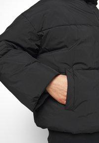 Pinko - FIORE CABAN - Light jacket - black - 5
