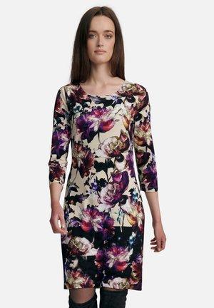 MIT FLORAL-OPTIK - Etui-jurk - multicolor