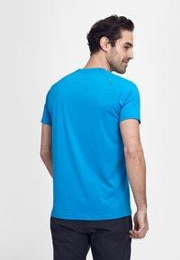 Mammut - SPLIDE - T-Shirt print - gentian - 1