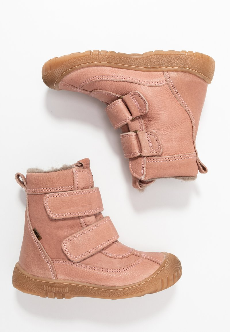 Bisgaard - Zimní obuv - nude