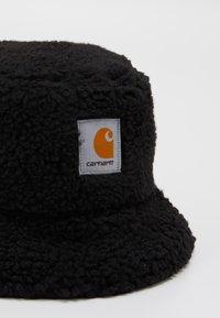 Carhartt WIP - NORTHFIELD BUCKET HAT - Hat - black - 3