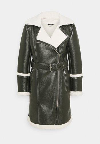 SANZIA BIKER CAR - Classic coat - black
