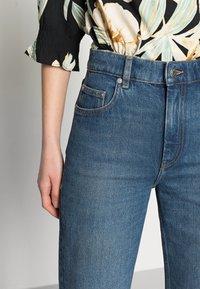 ARKET - JEANS - Flared jeans - blue - 3