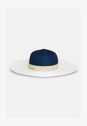 Sombrero - white/blue wt/bl