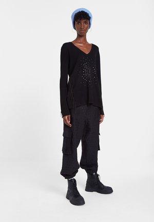 JERS_BARI - Sweater - black