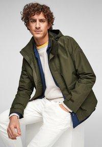 s.Oliver - Light jacket - khaki - 6