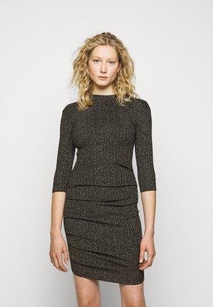 RIMALDIE - Shift dress - noir