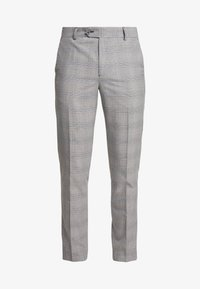 1904 - CROPPED TROUSER - Trousers - grey - 3