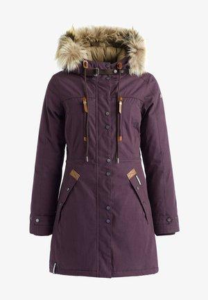 ROANA - Winter coat - weinrot