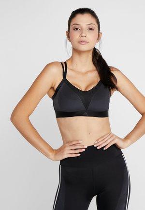 TRAGEKOMFORT DESIGN BRA - Sports bra - black