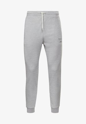 TRAINING ESSENTIALS MÉLANGE JOGGERS - Trainingsbroek - grey