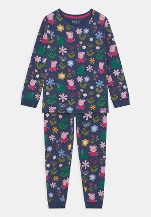 PEPPA PIG  - Pyjama set - navy mix