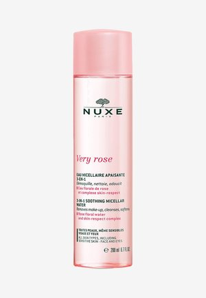 VERY ROSE CLEANSING WATER SENSITIVE SKIN - Cleanser - -