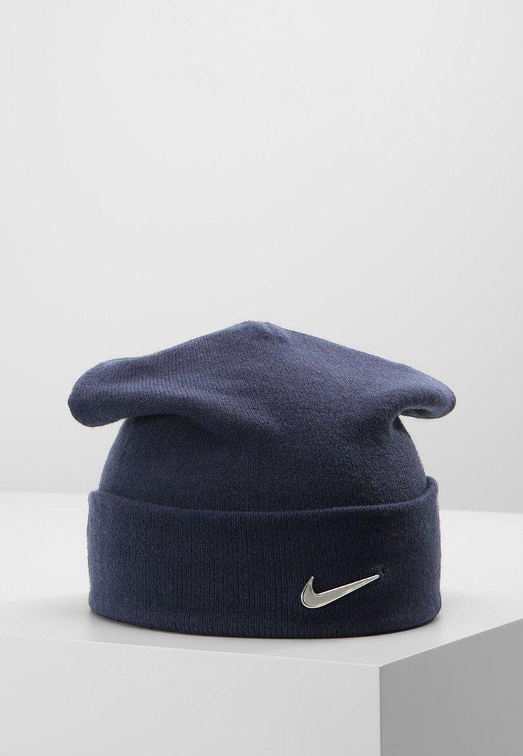Nike Sportswear - BEANIE - Huer - obsidian/metallic silver