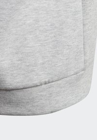 adidas Performance - 3-STREIFEN DOUBLEKNIT KAPUZENJACKE - Zip-up hoodie - grey - 6