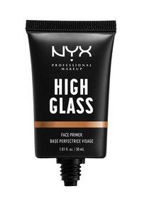 Nyx Professional Makeup - HIGH GLASS FACE PRIMER - Primer - sandy glow - 1