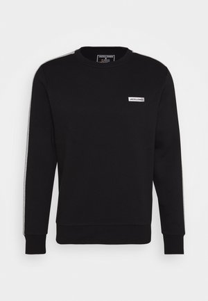 JCOZ SPORT CREW NECK - Sweater - black