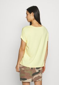 ONLY - ONLMOSTER ONECK - T-shirt basic - pineapple slice - 2